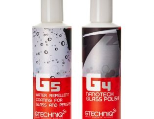 G5 and G4 MaxRepellency Glass Kit