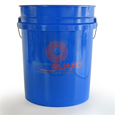 Grit Guard 5 Gallon Wash Bucket w/ Grit Guard Insert