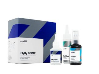 CarPro FORTE Professional Windshield Coat 15ml KIT